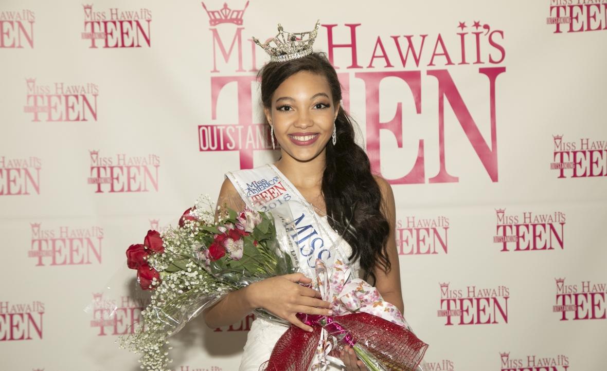Miss Hawaii's Outstanding Teen