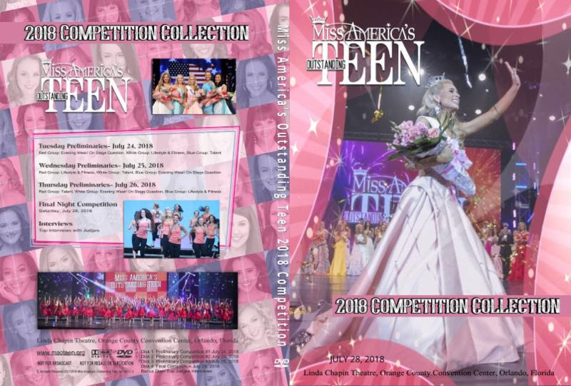 MAOTeen 2018 program book cover